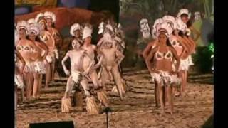 Baile Niños Hanina, Tapati 2007 (1/2)