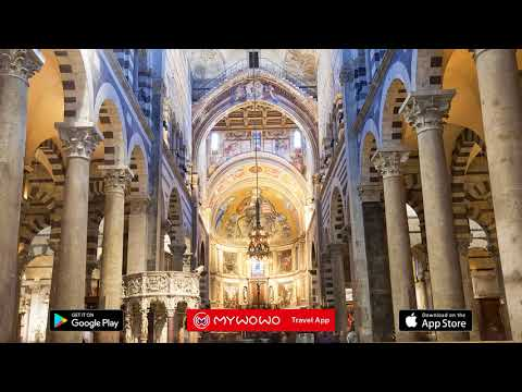 Piazza Dei Miracoli – Cathedral Interior – Pisa – Audio Guide – MyWoWo  Travel App