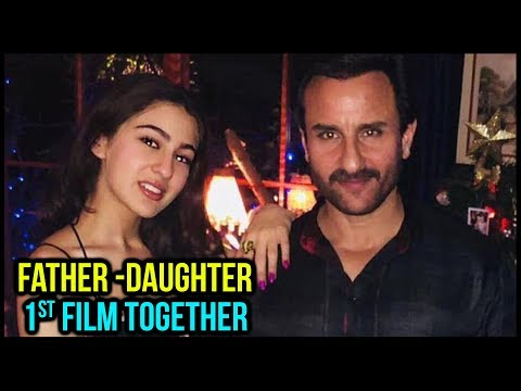 Sara Ali Khan Bags THIRD Film 'Filmistaan' With Father Saif Ali Khan