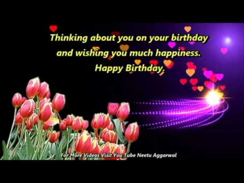 Happy Birthday Wishes,Blessings,Prayers, Messages,Quotes,Music,E-card,Whatsapp video