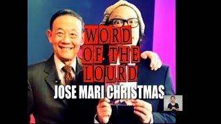 #WordOfTheLourd | Jose Mari Christmas