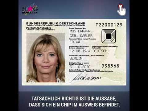 Personalausweis RFID Chip Zerstören? Keine Gute Idee!