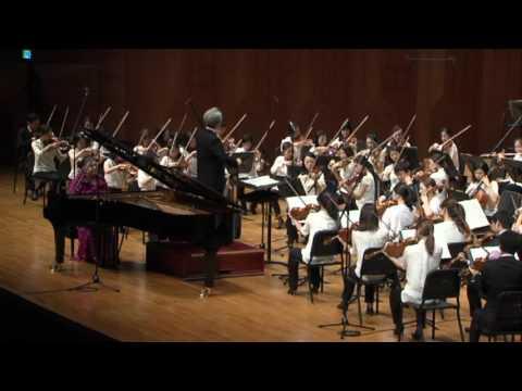 Beethoven concerto N 5 , Oxana Yablonskaya