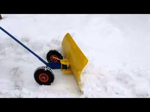 Купить снегоуборочную машину (снегоуборщик) для дома и.