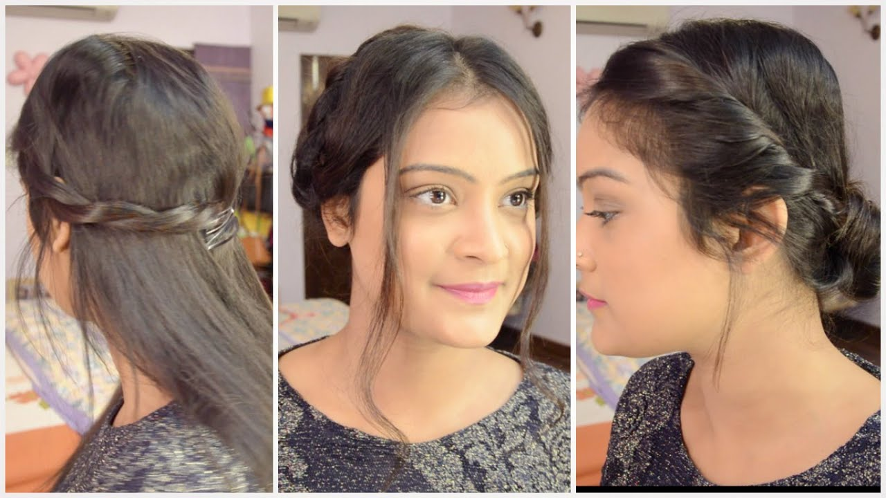 3 Quick and Easy Hairstyles For Greasy Hair   BBlunt ...