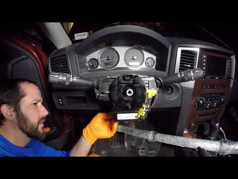 DIY/How-To: Clockspring Replacement for 2008 Jeep Grand Cherokee 5.7L Hemi V8