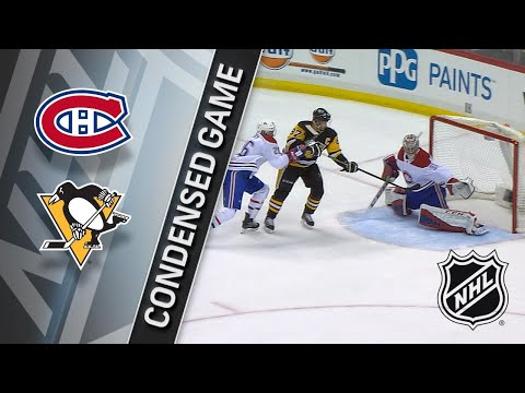 03/21/18 Condensed Game: Canadiens @ Penguins