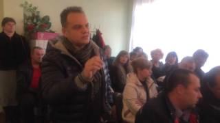 Житель Талаковки о компенсации после обстрела