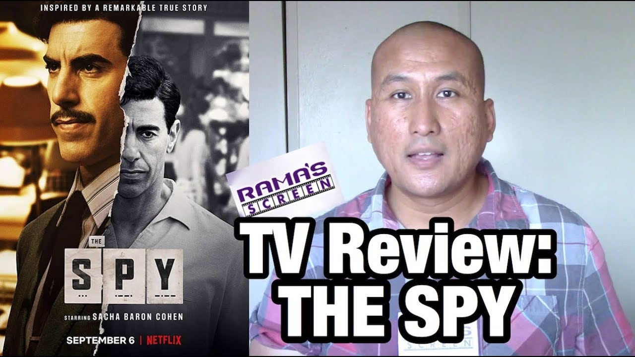 TV Review: Netflix's 'The Spy' With Sacha Baron Cohen