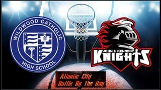 BASKETBALL: Paterson Kennedy v. Wildwood Catholic