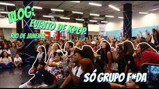 VLOG: Evento de kpop em Nova Iguaçu/RJ