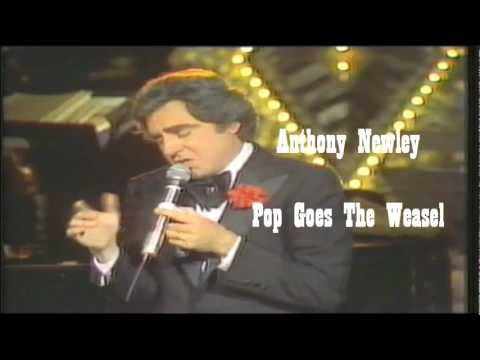 Anthony Newley - Pop Goes The Weasel