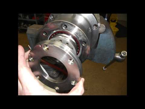 Makino A71 - Spindle Repair and Rebuild Process by GTI Spindle Technology