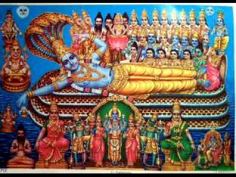 Ambadi thannilorunni-Pushpanjali-P Jayachandran-Malayalam krishna devotional song