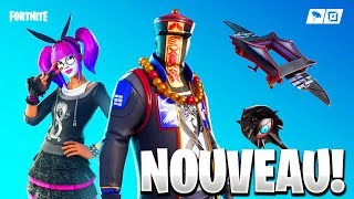 BOUTIQUE OF JANUARY 13, 2019 (NEW SKINS)! FORTNITE BATTLE ROYALE