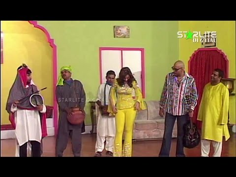 Hussan Wale Aashiq Tumhare Zafri Khan New Pakistani Stage Drama Full Comedy Funny Play