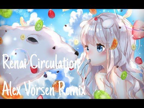 Renai Circulation - Kana Hanazawa ( Alex Vorsen Remix )
