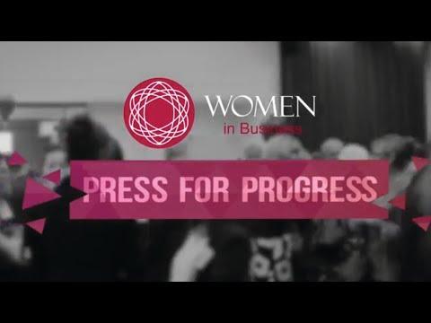 Women in Business International Women's Day Lunch with Tara Moss   8 March 2018