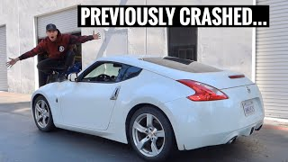 homepage tile video photo for Buying a Nissan 370Z FINALLY! Our NEW CAR!!!