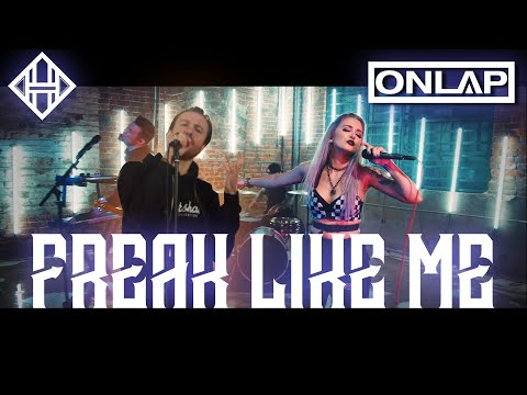 ONLAP - Freak Like Me (feat. @Halocene) - [COPYRIGHT FREE Rock Song 2021]