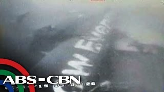 fuselage of ill fated airasia plane found