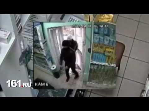 Новости Ростова-на-Дону: Разбойники в аптеке