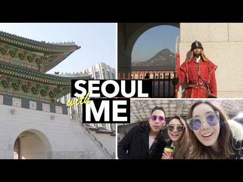 One Day in Seoul? I'll Guide You! (Gyeongbokgung, Samcheongd