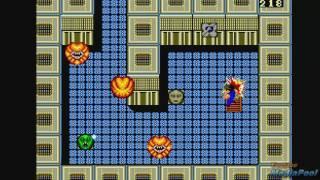 1988 Alien Syndrome (SEGA Master System) Old School retro game playthrough