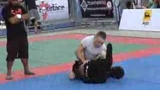 Cody from TMT Match at Pan Asia Grappling 2008