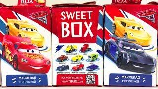 тАЧКИ 3 Игрушки для мальчиков Молния Маквин Джексон Шторм Круз Рамирез Мультик для детей