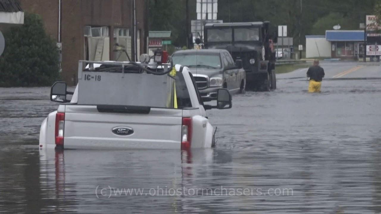 9/16/2018 Devastating Historic North Carolina Flooding