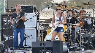 Kristen Capolino Group performing Michael Schenker's Into The Arena.