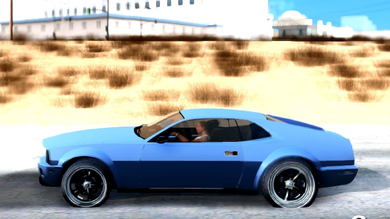 AMC Javelin Concept New Cars Vehicles To GTA San - New cars 2010