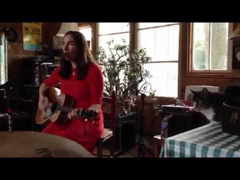 Katharine Whalen teaches me her new song (last chorus)