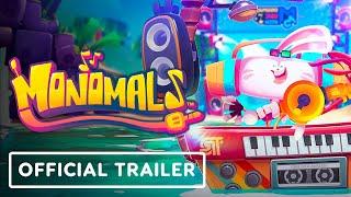 Monomals - Official Nintendo Switch Launch Trailer