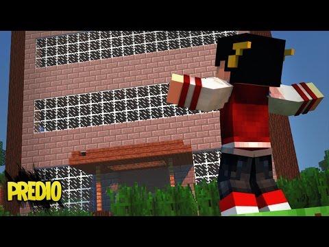 Minecraft: DINOCRAFT - PRÉDIO DOS INSCRITOS! ‹ 14 / AMENIC ›