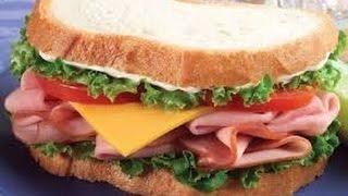 Значение хлеба в питании. Особенности приготовления бутербродов