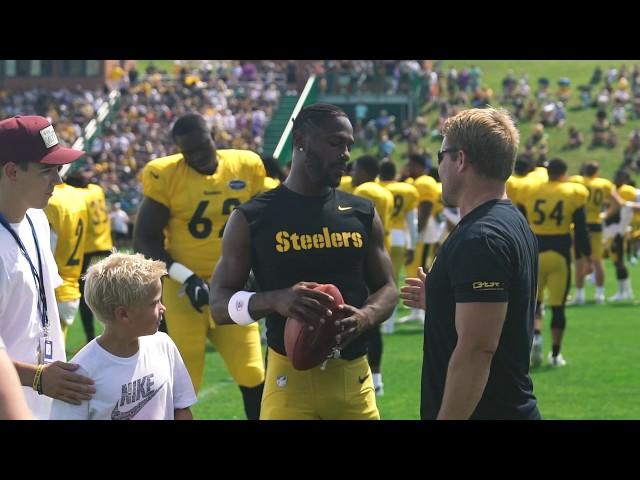 The Pittsburgh Steelers & O.U.R.