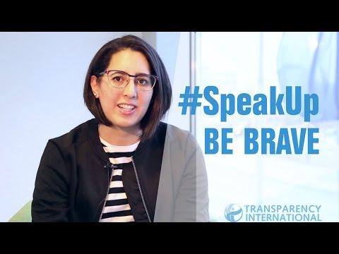 Hemda Fellah, Tunisia | Transparency International