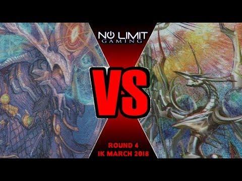 Messiah Vs Shiranui Dominate - Cardfight Vanguard NLG 1K March 2018 Round 4