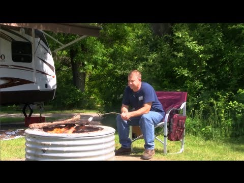 CAMPGROUND BASICS - SETTING UP YOUR RV