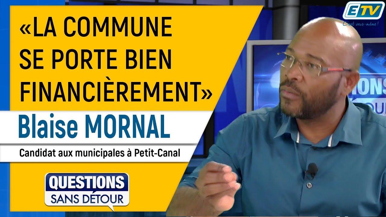 Questions Sans Détour avec Blaise MORNAL