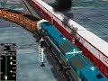 Empty Rake Shunting and Drive Upto Saidapur || IR In MSTS Open Rail