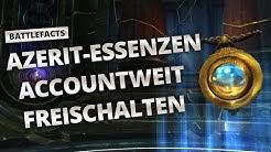 Battlefacts - 6 Fakten zu accountweiten Azerit-Essenzen   World of Warcraft