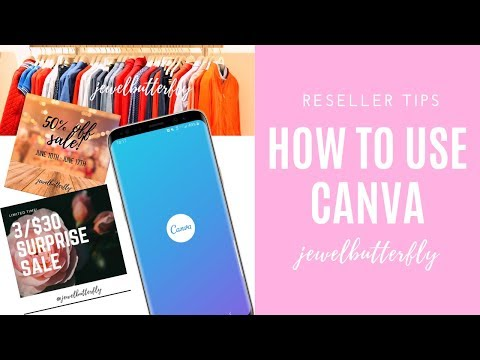 Step by Step Tutorial   How to Use Canva for Your Reselling Business thumbnail
