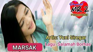 Gambar cover MARSAK REMIX - Lagu Tapsel -  YUNI SIREGAR