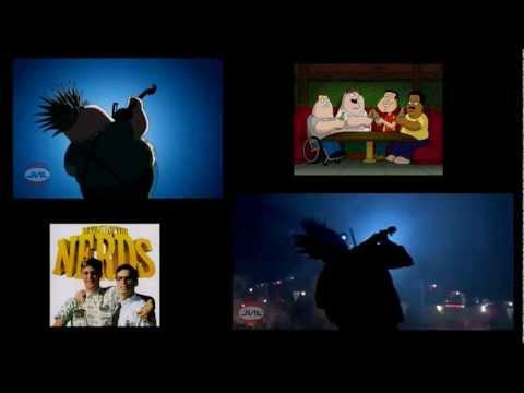 Family Guy - Revenge of the Nerds (Original JNL Video)