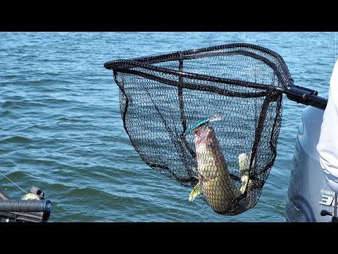 Snap Weights For Trolling Crankbaits - Walleye Fishing