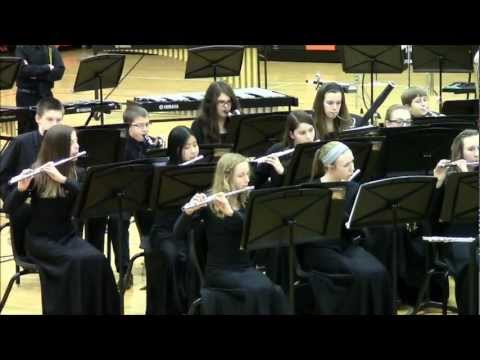 2013-02-15 - IGSMA: Parkside Junior High School Python Honor Band