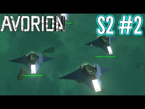Avorion | Fleet Building!  | Ep2 S2 | Avorion Gameplay